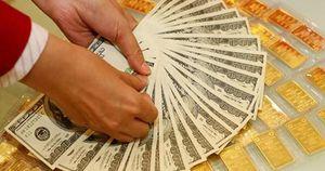Giá vàng và USD đồng loạt chững lại