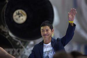 Tỷ phú Nhật Bản Maezawa sẽ du hành lên trạm ISS vào cuối năm nay