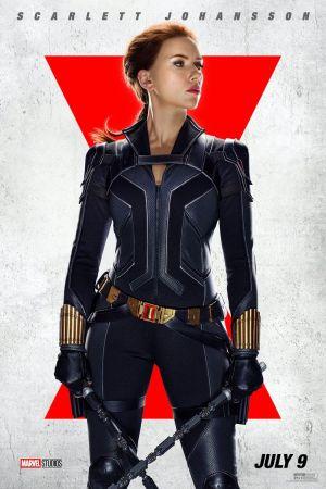 Kẻ thù của 'Black Widow' có tạo hình giống Captain America?