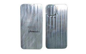 Khuôn mẫu iPhone 13 và iPhone 13 Pro rò rỉ để lộ cụm camera vừa lớn vừa lồi