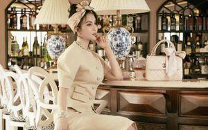 MC Thanh Mai xứng danh ''người đẹp không tuổi'' của Vbiz