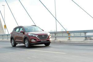 Hyundai triệu hồi gần 24.000 xe Tucson do lỗi bộ cầu chì