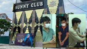 Bắt tạm giam 3 đối tượng phát tán clip 'gắn mác' quán bar - karaoke Sunny ở Vĩnh Phúc
