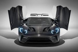 Đôi điều cần biết về siêu xe Ford GT, giá từ 500.000 USD