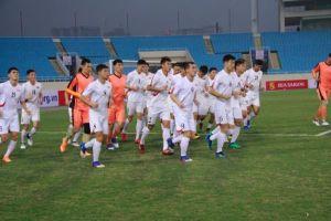 Triều Tiên chính thức rời vòng loại World Cup 2022