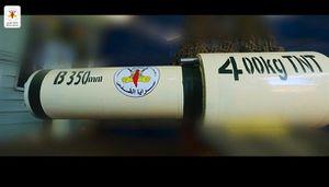 Lữ đoàn al-Quds đe Israel bằng tên lửa đầu đạn 400kg