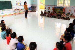 Trẻ mầm non ở Đắk Lắk nghỉ học và kết thúc năm học từ ngày 17-5