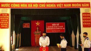 Huyện đảo Trường Sa và 6 xã biên giới tỉnh Quảng Nam bầu cử sớm