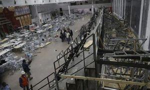 Israel: Khán đài trong giáo đường đổ sập, hàng trăm người thương vong