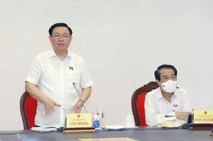 Chủ tịch Quốc hội: Quan tâm hơn nữa công tác 'hậu' giám sát, đeo bám đến cùng