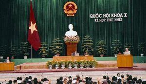 Quốc hội khóa X: Đẩy mạnh công nghiệp hóa, hiện đại hóa đất nước