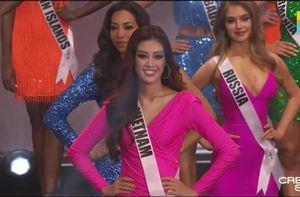 Dừng chân ở Top 21 Hoa hậu Hoàn vũ, Khánh Vân tiếc nhất điều gì?