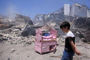 Mỹ thực hiện ngoại giao 'lặng lẽ' về xung đột ở Gaza