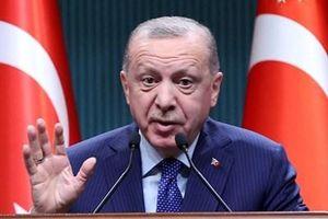 Tổng thống Thổ Nhĩ Kỳ 'nặng lời' với ông Biden liên quan đến xung đột Israel- Palestine