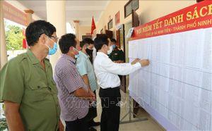 Bầu cử QH và HĐND: Ninh Bình sẵn sàng cho Ngày hội của toàn dân