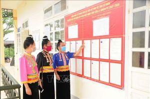 Bầu cử QH và HĐND: Đảm bảo việc bỏ phiếu được tiến hành liên tục