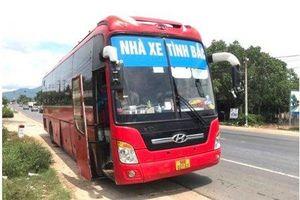 Phát hiện xe khách chở 5 người Trung Quốc trốn trong khoang hành lý vượt gần 2.000km