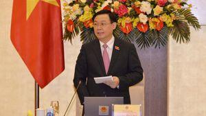 Chủ tịch Quốc hội: Linh hoạt, sáng tạo trong tổ chức các điểm bầu cử ở địa bàn có dịch