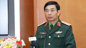 Bộ trưởng Quốc phòng: Có thể bầu cử sớm ở vùng có dịch