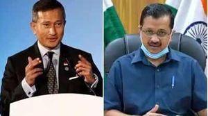 Quan chức Ấn Độ, Singapore tranh cãi vì biến thể COVID-19