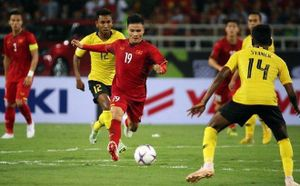 Next Media sở hữu bản quyền 3 trận vòng loại World Cup 2022 của tuyển Việt Nam