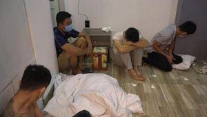 Bắt chủ khách sạn Valas và 15 người trong ổ ma túy ở Bình Định