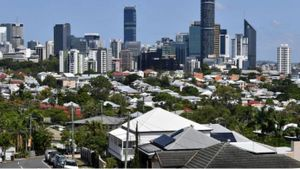 Nguồn tiền Trung Quốc đổ vào bất động sản Australia sụt giảm mạnh