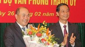 Chánh văn phòng Thành ủy Hải Phòng làm trợ lý Phó Thủ tướng Lê Văn Thành