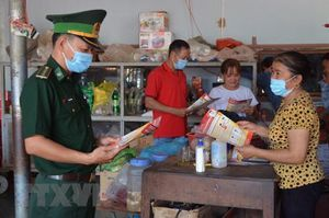Thực hiện nhiệm vụ 'kép' trên tuyến biên giới tỉnh Đắk Lắk