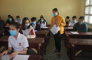Ôn thi tốt nghiệp THPT nơi cao nguyên: Rà soát, phân luồng để học sinh có điều kiện tốt nhất