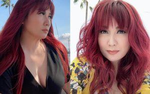 Vợ cũ Bằng Kiều đáp trả 'sâu cay' khi bị netizen mỉa mai 'đăng triết lý dạy đời'