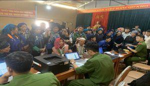 Những khó khăn trong cấp căn cước công dân ở vùng cao Lào Cai