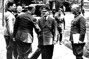 Kế hoạch 'động trời' ám sát bất thành trùm phát xít Hitler của Đức Quốc xã
