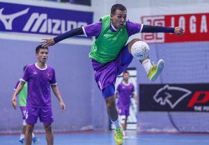 Bốn người hùng World Cup là hy vọng của futsal Việt Nam trước Lebanon