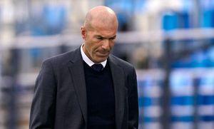 Real Madrid sa sút vì chuyện tương lai của HLV Zidane?