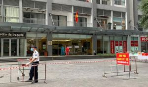 Hà Nội: Thêm 2 mẹ con người Ấn Độ dương tính với SARS-CoV-2 tại Times City