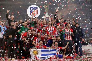 Ngôi vương của Atletico Madrid thật hào hùng