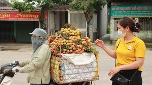 Bắc Giang: Tiêu thụ hơn 2 nghìn tấn vải sớm, bảo đảm phòng dịch