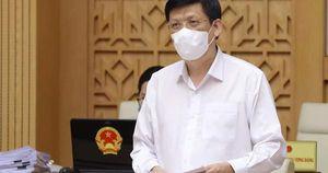 Bộ trưởng Y tế: Chặn dịch ở Bắc Giang phải nhanh gấp 10 Đà Nẵng