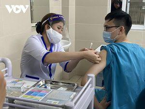 Sáng 26/5, thêm 288.000 liều vaccine AstraZeneca về đến Việt Nam