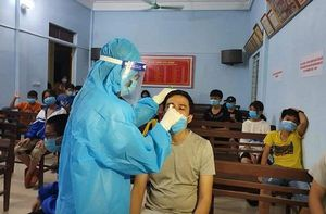 Ca nhiễm Covid-19 trong cộng đồng ở Nghệ An đã được xuất viện