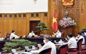 Thủ tướng Phạm Minh Chính làm việc với Bộ Khoa học và Công nghệ