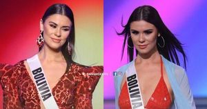 Hoa hậu Bolivia úp mở về thí sinh xấu tính, rạch váy dạ hội của đối thủ ở Miss Universe