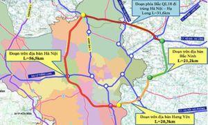 Quy hoạch, xây dựng đường Vành đai 4 Vùng Thủ đô Hà Nội: Bảo đảm khả thi, hiệu quả