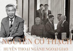 Đôi điều về phong cách ngoại giao Nguyễn Cơ Thạch (Kỳ I)