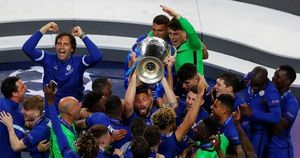 Sao Chelsea nhận mưa tiền thưởng sau chức vô địch Champions League