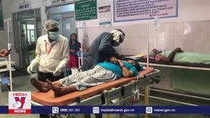 Nhiều bệnh nhân trẻ tuổi mắc Covid-19 nặng hơn ở Ấn Độ