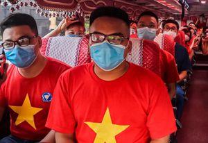 Sinh viên y dược Thái Bình lên đường chi viện Bắc Giang