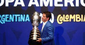 Tước quyền hai đồng chủ nhà, Copa America 2021 chuyển đến Brazil