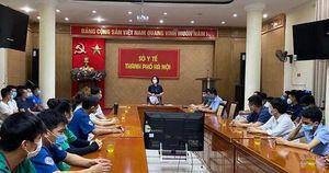 20 đội cấp cứu Hà Nội lên chi viện cho Bắc Giang